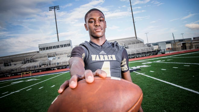 Among the 31 players on  Kyle Neddenriep's Super Team: Warren Central's David Bell, who made a big splash as a freshman, earning mention on MaxPreps' Freshman All-American team.