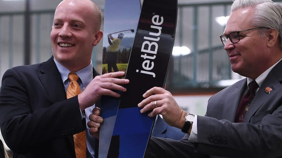 Director of Route Planning for Jet Blue Airlines John