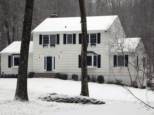 This home at 21 Fox Den Road in Mount Kisco, pictured
