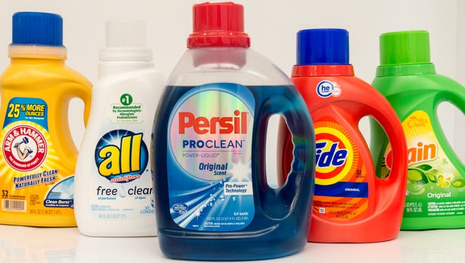 Our lab tests have found Persil to be the best detergent on the market—even better than Tide.