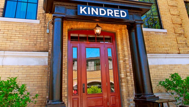 Kindred restaurant and bar is at 2535 S. Kinnickinnic Ave. in  the Bay View neighborhood.