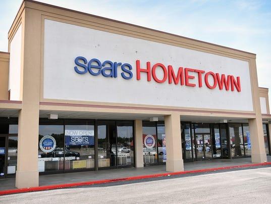 Sears Hometown Closed 1