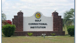 Inmates at Gulf Correctional Institution injured six staff members Wednesday in what corrections officials are calling a major disturbance. The prison remains on lockdown.