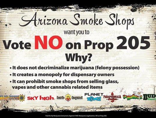 Marijuana Consumers Against Fake Marijuana Legalization
