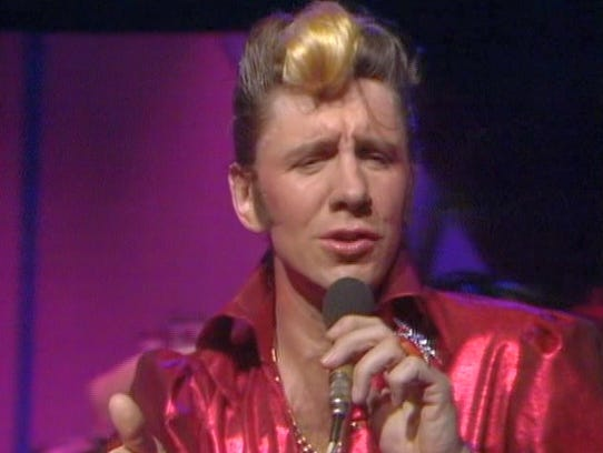 Mike Berry in 'The Pop Star,' the final episode of