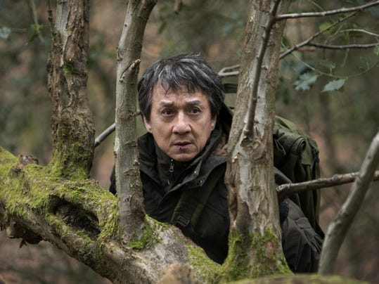 Jackie Chan,THE FOREIGNER