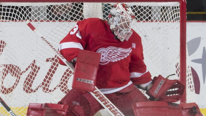 Goalie Jimmy Howard's tremendous play in the world championships may cause Red Wings management to rethink allowing him to be exposed in the expansion draft.