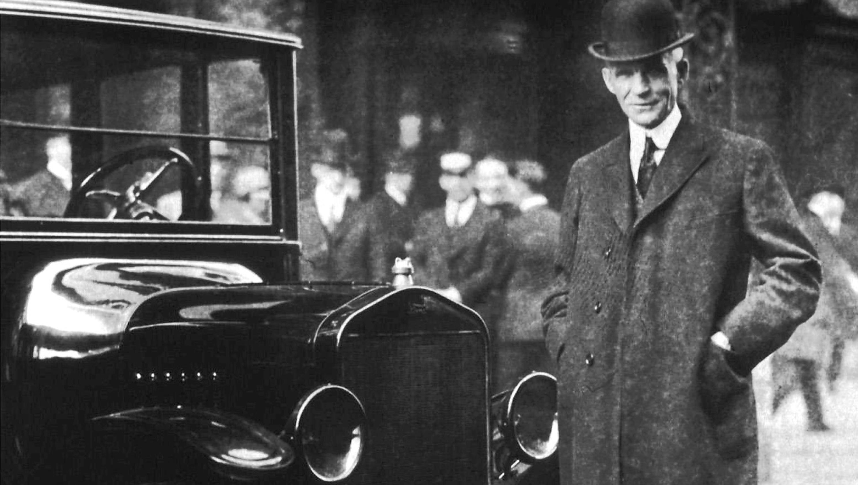 the life and business of henry t ford Henry ford and his principles of successful business short summary of success of henry ford and his corporation.