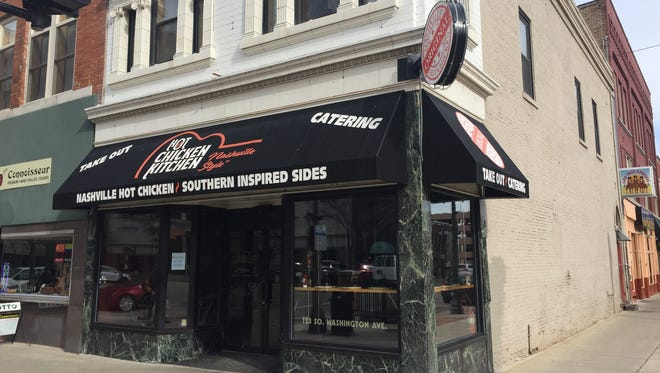 Hot Chicken Kitchen closed in downtown Lansing this week. The business will be relocating elsewhere.