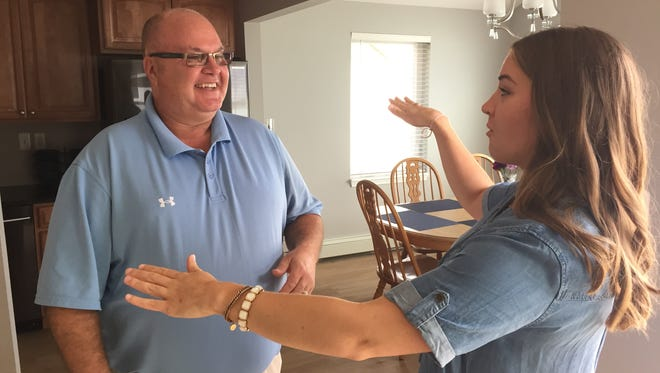 Scott and Jena Rogers are opening Bridge Senior Care in St. Clair Township.