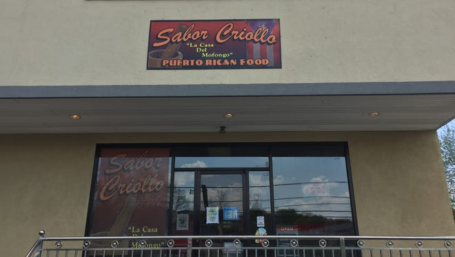 """Sabor Criollo """"La Casa Del Mofongo"""" serves some of the best Puerto Rican food in Lebanon at 720 Jonestown Rd., just 250 feet off Route 72."""