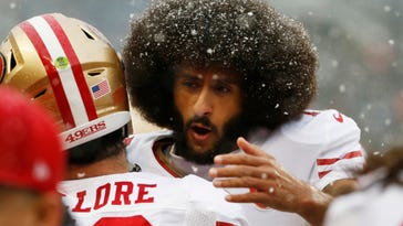 Colin Kaepernick to start vs Jets after benching in Chicago