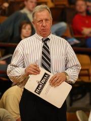 Kickapoo coach Roy Green.