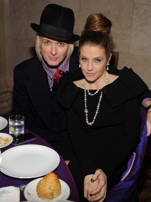 Lisa Marie Presley has filed for divorce from husband Michael Lockwood.