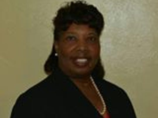 Minnie Jackson is a candidate for the Lee Health board