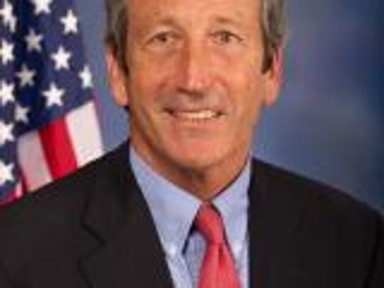 Rep. Mark Sanford, R-SC