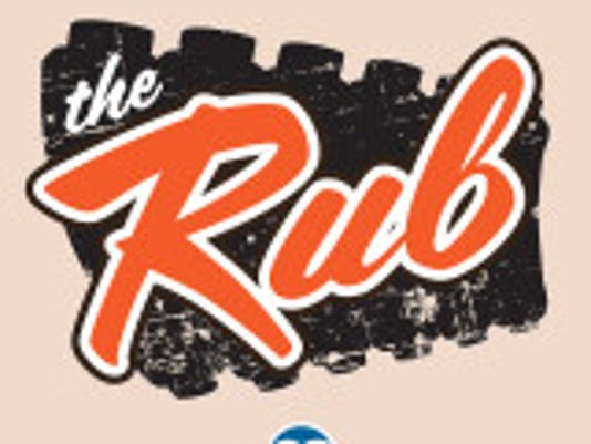 The Rub logo