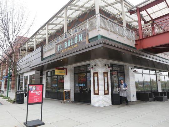 A new Mexican Restaurant, El Balon at Ridge Hill in