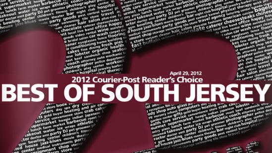Best of South Jersey 2012