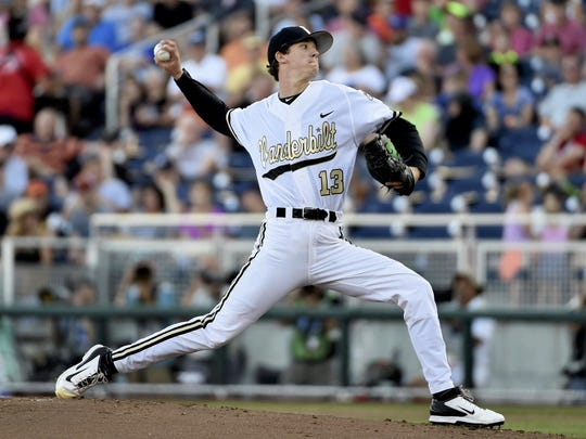 Walker Buehler is the No. 5 Dodger prospect according to MLB.com,