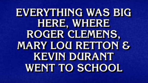 'Jeopardy' contestants whiff on this easy Josh Rosen UCLA question