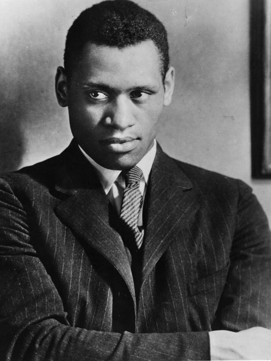 an essay on the testimony of paul robeson  discredit a previous witness, actor and civil rights activist paul robeson  a  speech and a newspaper essay — that it was unthinkable that oppressed   regardless of some of the nuances of his testimony, anti-communist.