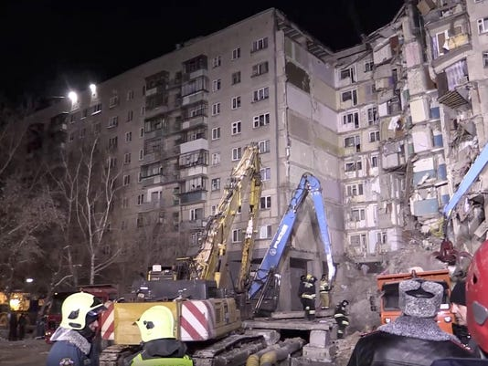 Russia Building Collapse (2)