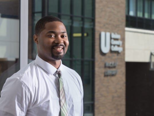 Peterson is new Dean of Students PHOTO CAPTION