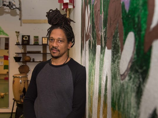 Kasey Sanders owns Afro Brazilian Martial Arts and Fitness in Long Branch.