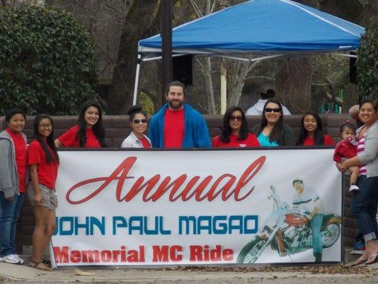 JPM Memorial Ride