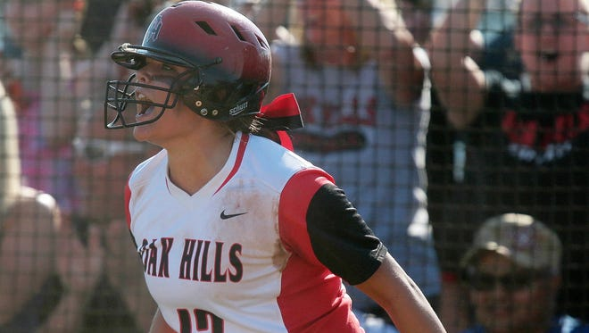 Oak Hills' Taylor Wilp was named first team all-state.