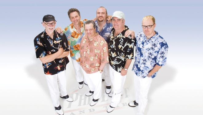 The Mansfield Township Lions Club's Beach Party 17 at 6:30 p.m. Saturday will feature music from Phil Dirt and the Dozers.