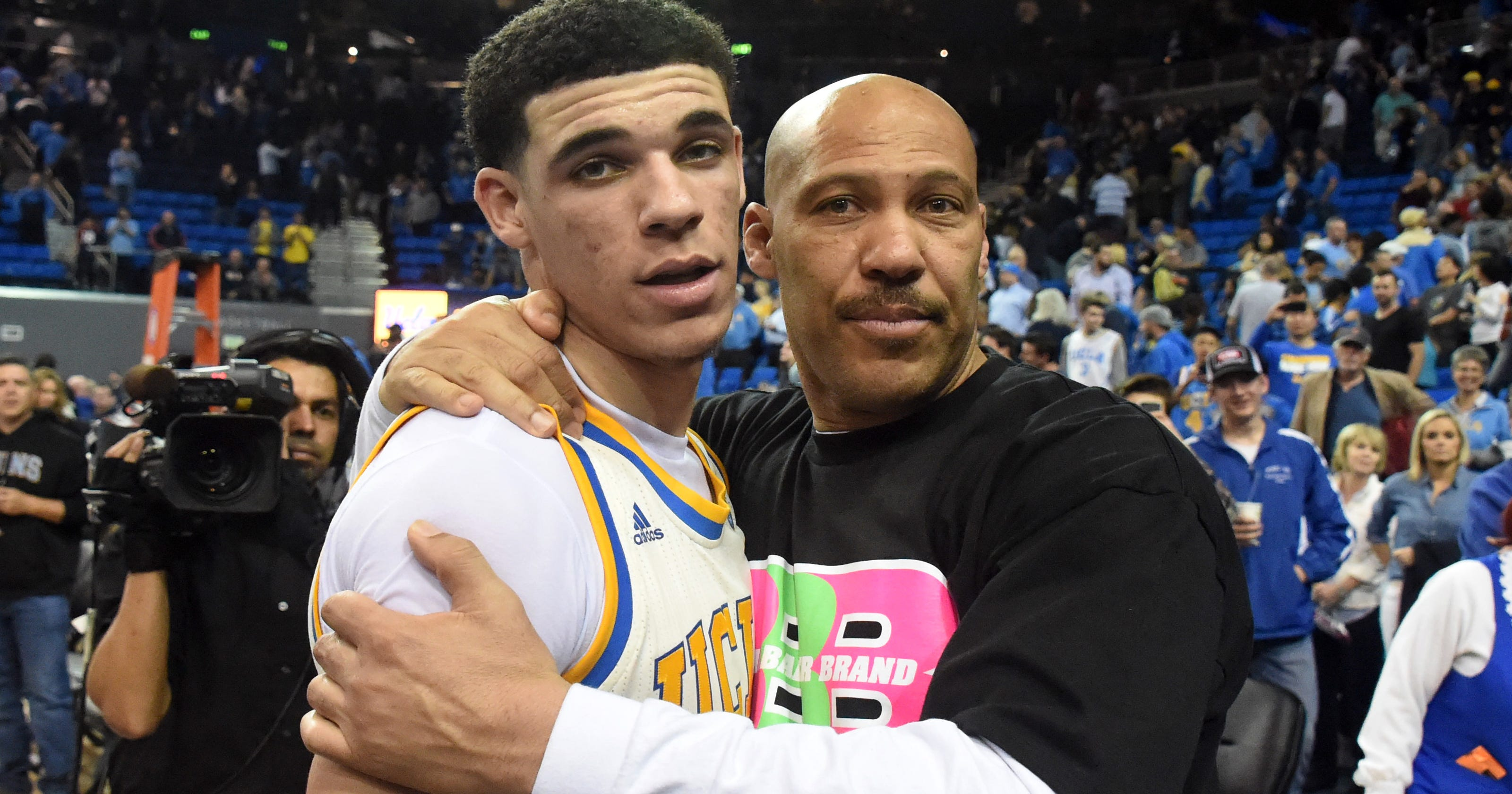 10b78659a1da LaVar Ball and his boys are here to change the world