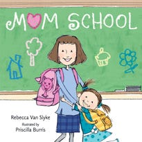 """Mom School,"" By Rebecca Van Slyke"