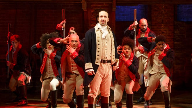 """Jill Scott, Kelly Clarkson and Busta Rhymes are among the stars on """"The Hamilton Mixtape,"""" based on the smash musical."""