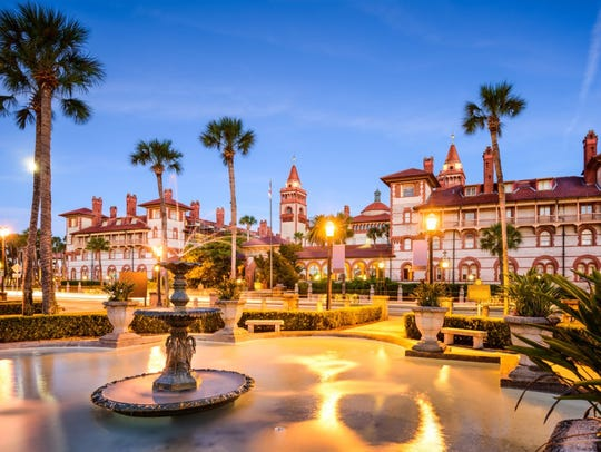 St. Augustine-St. Johns County, Fla.
