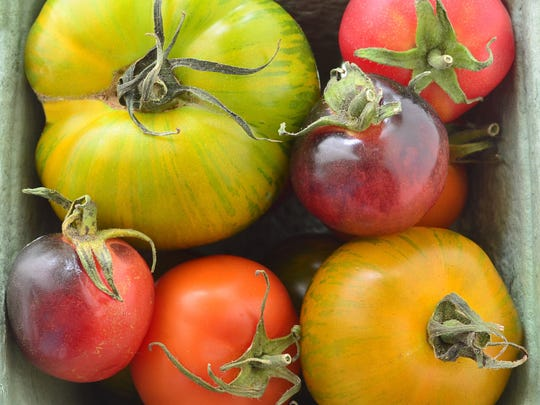Too many tomatoes can raise your acidity level and wear on tooth enamel.