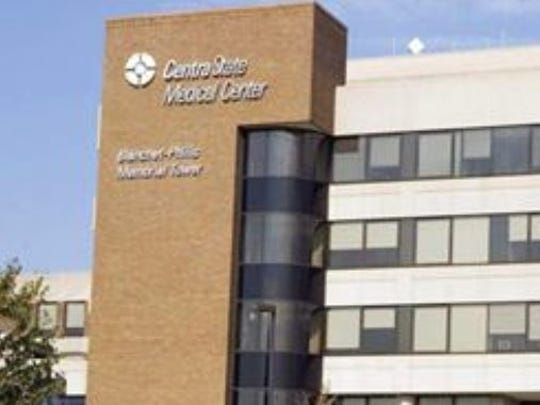 CentraState Medical Center in Freehold Township was one of four local hospitals penalized by Medicare over high infection rates and other patient injuries.