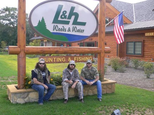 L&H Woods & Water in Wall sells a variety of hunting equipment.