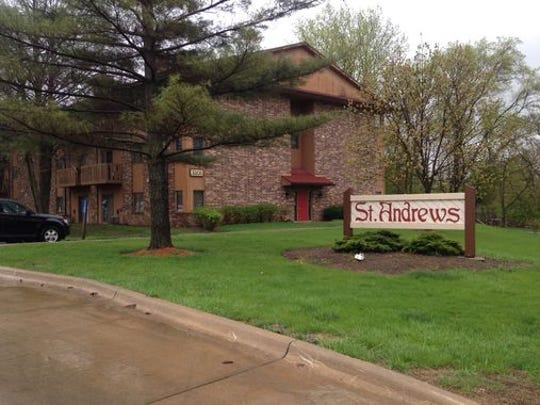 Urbandale officers were called on a welfare check to St. Andrews Apartments in the 3200 block of 86th Street.