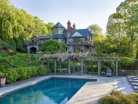 Bruce Willis bought two Bedford properties, including this one, for $12 million.
