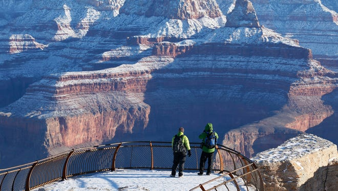 How do lawmakers expect to care for the Grand Canyon? They can't even properly fund state parks.