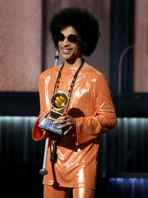 Prince has posted his track about Baltimore.