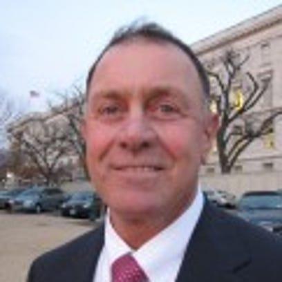 Rep. Richard Hanna. R-Oneida County