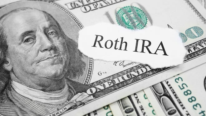 Roth IRAs have tax advantages, but also consequences.