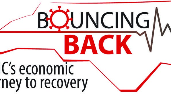 This report is brought to you by The North Carolina News Collaborative, a coalition of 22 newspapers across the state. This occasional series, Bouncing Back: North Carolina's Economic Journey to Recovery, is made possible through a grant from The Pulitzer Center.