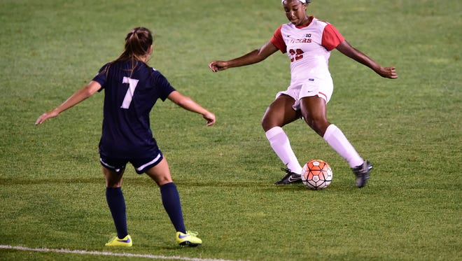 Rutgers women's soccer defender Brianne Reed attended Red Bank Catholic H.S.