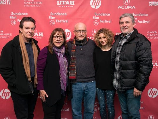 "AP 2015 SUNDANCE FILM FESTIVAL - ""GOING CLEAR: SCIENTOLOGY AND THE PRISON OF BELIEF"" PREMIERE A ENT USA UT"