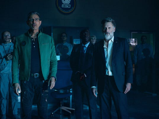 'Independence Day: Resurgence' movie review