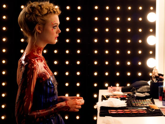 'The Neon Demon' movie review